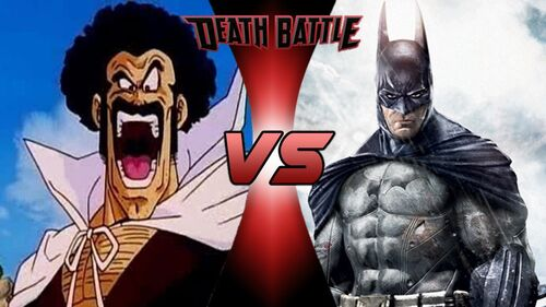 Batman vs Hercule Satan | Death Battle Fanon Wiki | Fandom ...