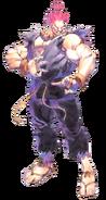 Street Fighter - Akuma as he appears in Super Street Fighter II Turbo