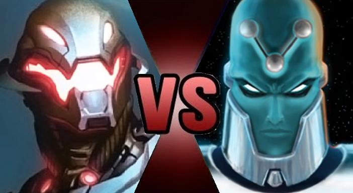 Ultron vs. Brainiac   Death Battle Fanon Wiki   Fandom ...