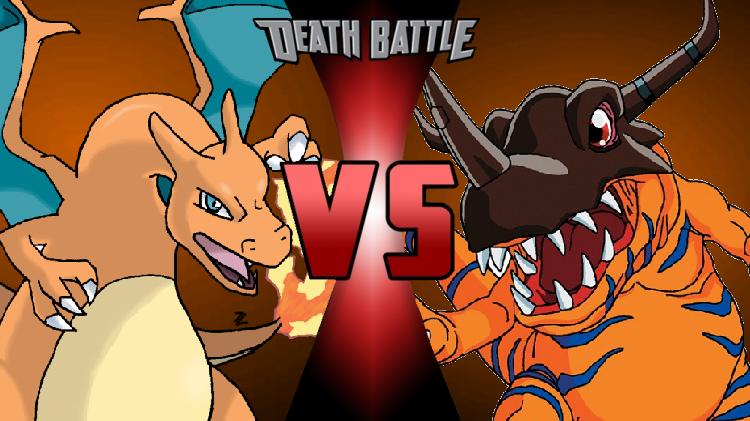 Pokemon vs Digimon,pasá que se pudre todo!