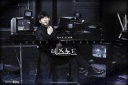 Musical Korean promo poster Light