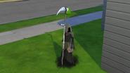 Sims 4 Grim Reaper