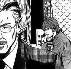 Soichiro makes decision