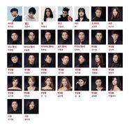 Musical Korean 2017 full cast