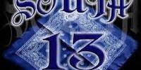 South 13