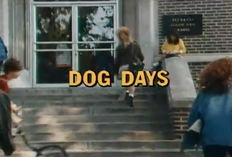 Dog Days - Title Card