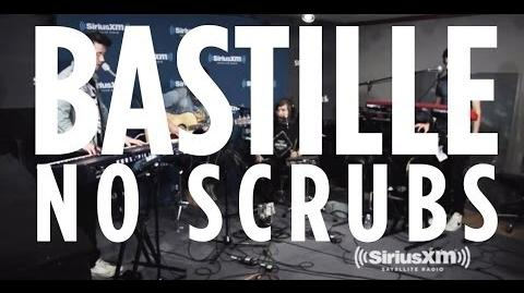 "Bastille - ""No Scrubs"" TLC Cover SiriusXM Alt Nation"