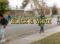 Black & White - Title Card
