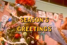 Season's Greetings - Title Card
