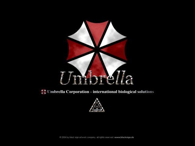 File:Resident Evil Umbrella Wallpaper.jpg