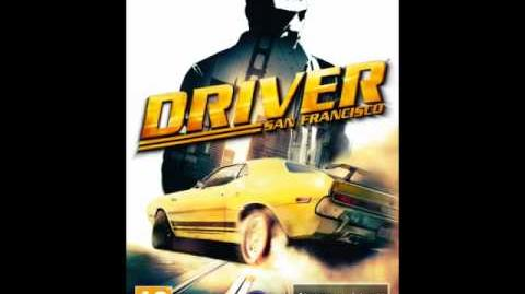 Driver San Francisco Soundtrack - The Heavy - Big Bad Wolf