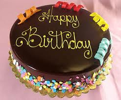 File:Birthday cake of chocolate.png