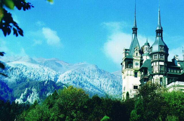 File:Peles castle in Transylvania, courtesy of Romanian Tourism Ministryx.jpg