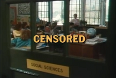 Censored - Title Card