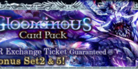 Gloominous Card Pack