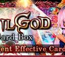 Evil God Card Box
