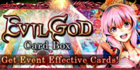 Evil God Card Box