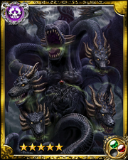 Evil Deity Kujadragon SR+