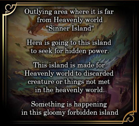 Fallen Eden Story