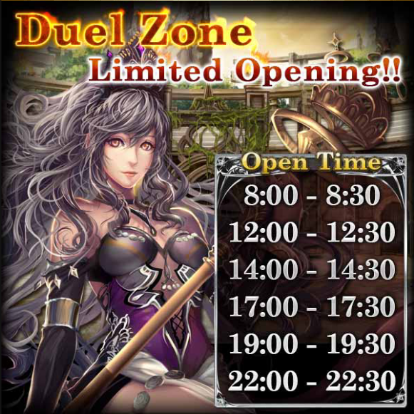 Fallen Eden - Limited Time Opening
