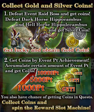Transcend Gate How to get Coins