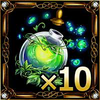 Telluric Water x10 Icon