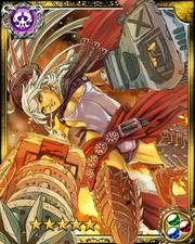 Dragon Feud Warrior Nero SR++