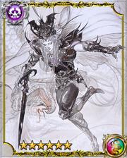 Black Sword Knight Ludas