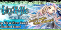 Holy Battle Card Pack