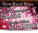Magic Joker Solderberg & Cycloptic Destroyer Giganos