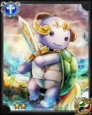 Chelonii Warrior Akupara NN+