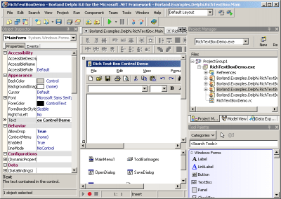 File:Delphi8 IDE.png