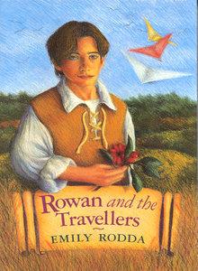 Rowan of rin book cover
