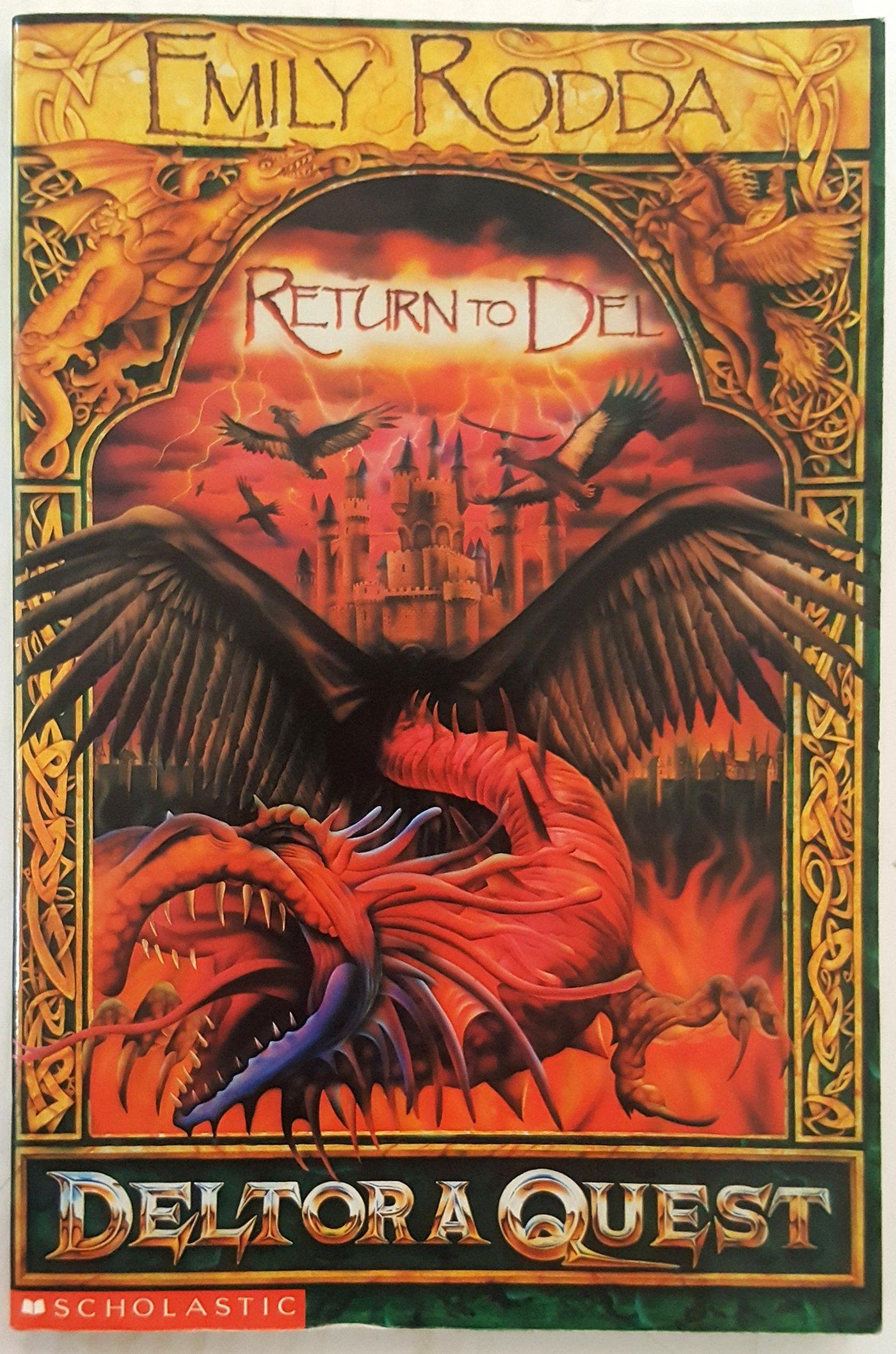 Return To Del Deltora Quest Wiki Fandom Powered By Wikia