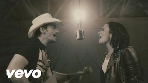Brad Paisley - Without a Fight ft