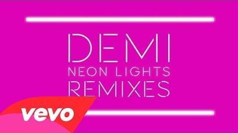 Demi Lovato - Neon Lights (Jump Smokers Remix) (Audio)