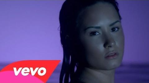 video demi lovato neon lights official demi lovato