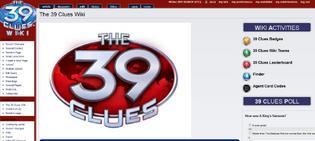 39Clues theme