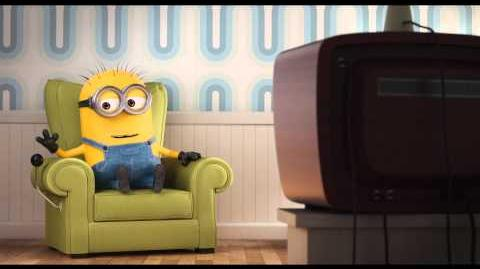 Cinemark Minions Trailer Clip