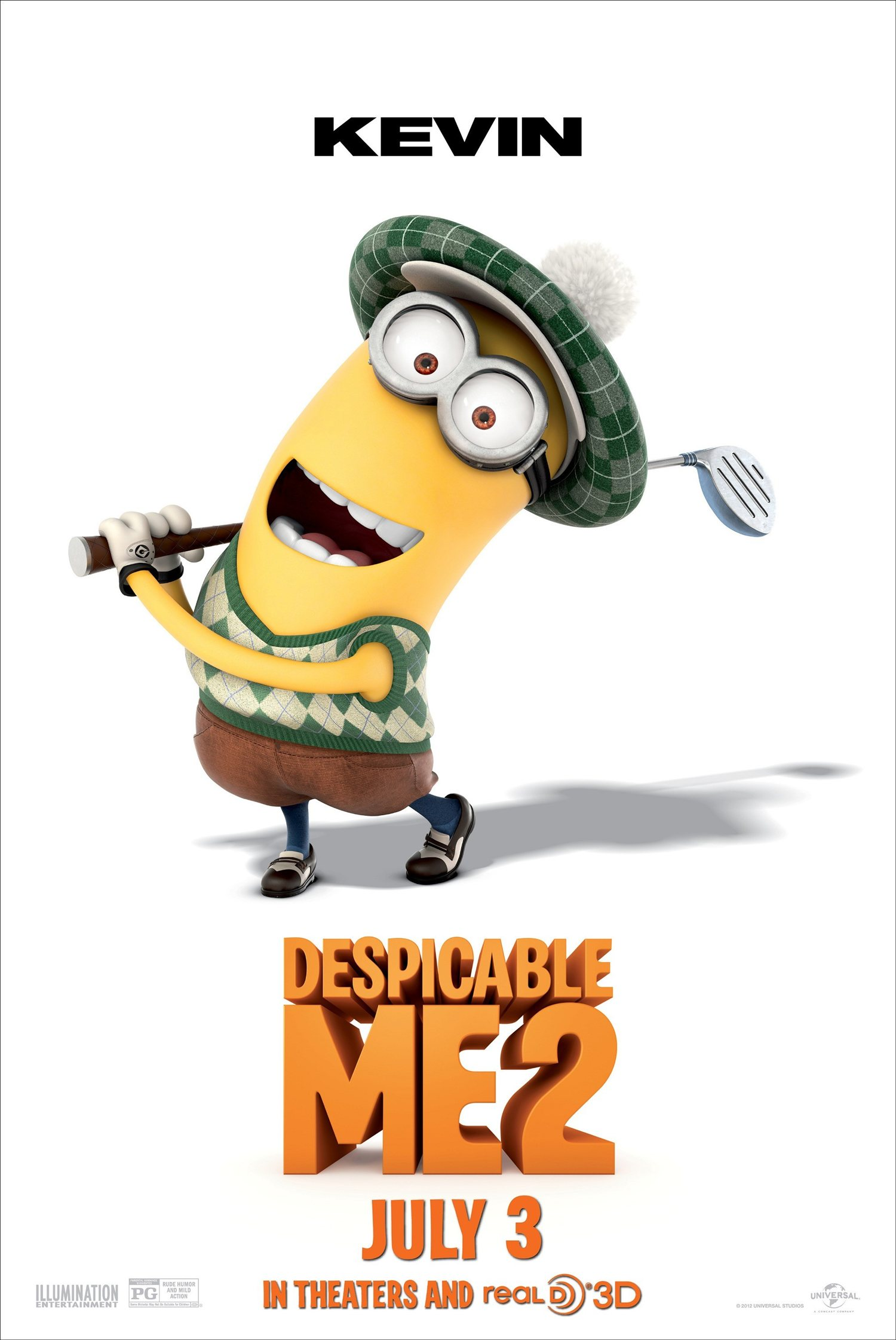 Despicable Me 2 Kevin DESPICABLE-ME-2-Kevin-The-