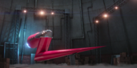 Scarlet's Plane