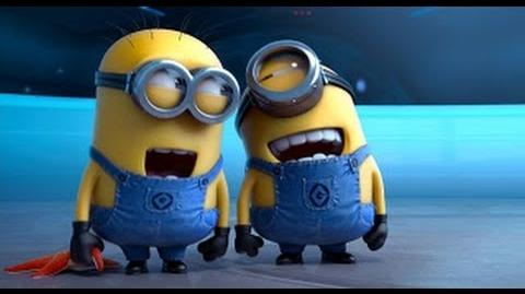 Best Of The Minions - Despicable Me 1 and Despicable Me 2