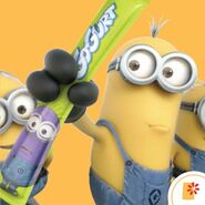 Despicable Me 2 Go-Gurt