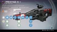 TTK Prestige IV Overlay