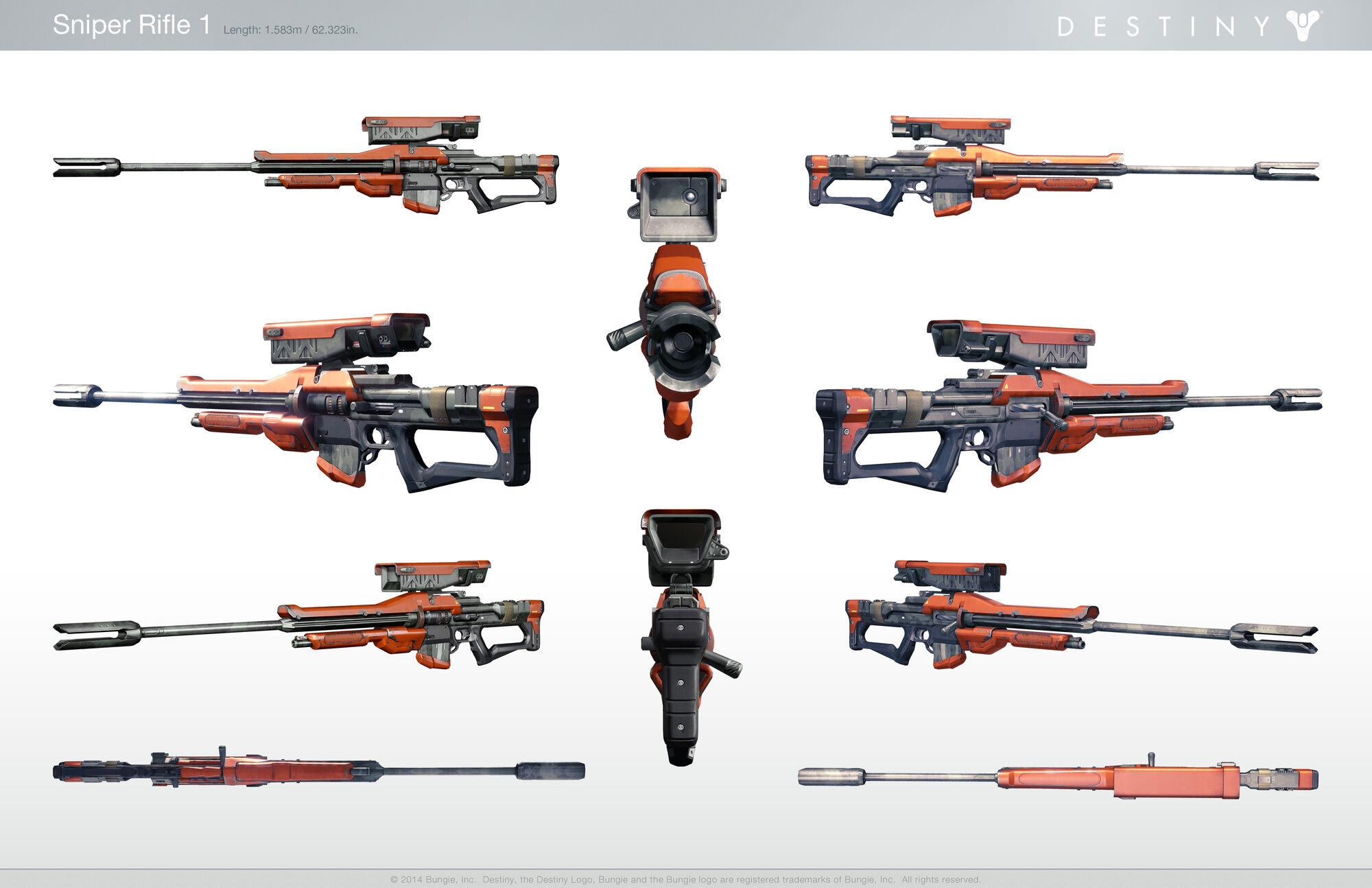 Category sniper rifles destiny wiki fandom powered by wikia