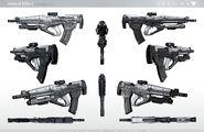 Destiny Assault Rifle 2