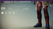 Legs of No Tomorrow