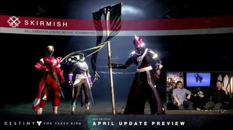 April Update Preview - Crucible & Sandbox Changes