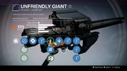 TTK Unfriendly Giant Overlay