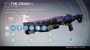 TTk The Crash Overlay